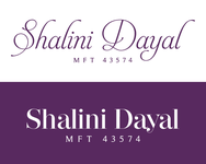 Shalini Dayal, MFT 43574 Logo - Entry #83