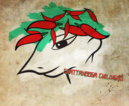 Chattanooga Chilihead Logo - Entry #1