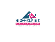 High Alpine Data Consulting (HAD Consulting?) Logo - Entry #62