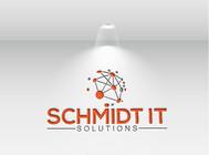 Schmidt IT Solutions Logo - Entry #34