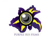 Purple Iris Films Logo - Entry #101