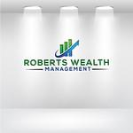 Roberts Wealth Management Logo - Entry #407