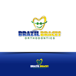 orthodontic practice brand focusing on Brazilian and Hispanic customers Logo - Entry #105