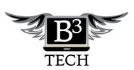 B3 Tech Logo - Entry #132