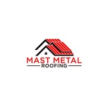 Mast Metal Roofing Logo - Entry #262