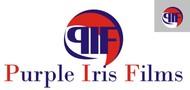 Purple Iris Films Logo - Entry #71