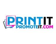 PrintItPromoteIt.com Logo - Entry #98