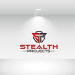 Stealth Projects Logo - Entry #329
