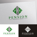 Pension Financial Group Logo - Entry #77