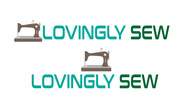 Lovingly Sew Logo - Entry #94