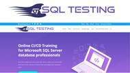SQL Testing Logo - Entry #189