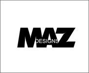 Maz Designs Logo - Entry #413