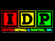IVESTER DRYWALL & PAINTING, INC. Logo - Entry #137