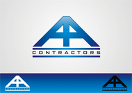 AIA CONTRACTORS Logo - Entry #76
