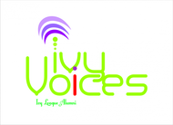 Logo for Ivy Voices - Entry #23