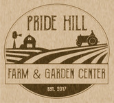 Pride Hill Farm & Garden Center Logo - Entry #78