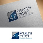 4P Wealth Trust Logo - Entry #341