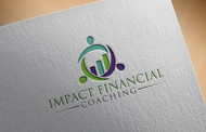 Impact Financial coaching Logo - Entry #110