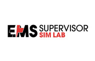 EMS Supervisor Sim Lab Logo - Entry #142