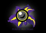 Purple Iris Films Logo - Entry #97