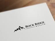 Rock Ridge Wealth Logo - Entry #127