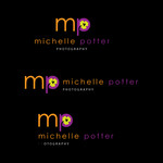 Michelle Potter Photography Logo - Entry #116