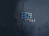 HLM Industries Logo - Entry #162