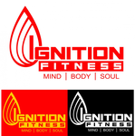 Ignition Fitness Logo - Entry #96
