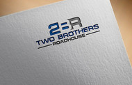 Two Brothers Roadhouse Logo - Entry #68