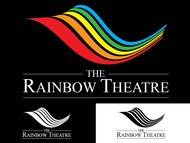 The Rainbow Theatre Logo - Entry #44