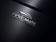 First Mate Logo - Entry #12