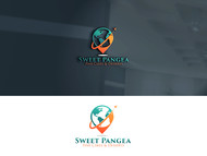 Sweet Pangea Logo - Entry #165