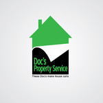 Logo for a Property Preservation Company - Entry #38