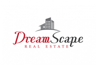 DreamScape Real Estate Logo - Entry #44