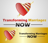 Your MISSION : Transforming Marriages NOW Logo - Entry #20