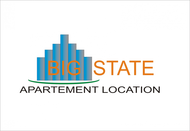 Big State Apartment Locators Logo - Entry #49