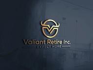 Valiant Retire Inc. Logo - Entry #84