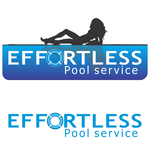 Effortless Pool Service Logo - Entry #10