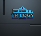 TRILOGY HOMES Logo - Entry #296