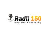 Radii 150 Logo - Entry #16