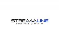 STREAMLINE building & carpentry Logo - Entry #121