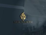 MGK Wealth Logo - Entry #509