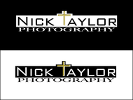 Nick Taylor Photography Logo - Entry #9
