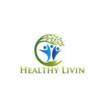 Healthy Livin Logo - Entry #360