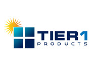 Tier 1 Products Logo - Entry #162