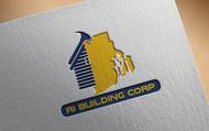 RI Building Corp Logo - Entry #269