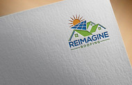 Reimagine Roofing Logo - Entry #71