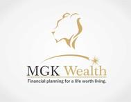 MGK Wealth Logo - Entry #426