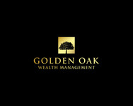 Golden Oak Wealth Management Logo - Entry #101