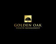 Golden Oak Wealth Management Logo - Entry #101